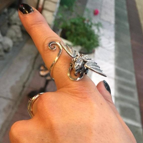 【9/30までの期間限定】指のりドラゴン[林檎屋]