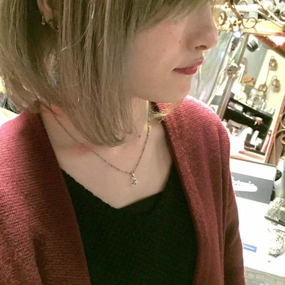 [Artemis Kings-pendant]ミスティックムーンチャーム