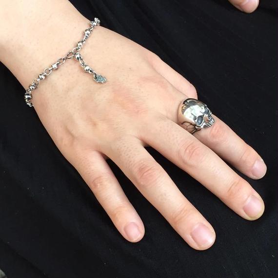 [Artemis Classic-ring]スカルリング