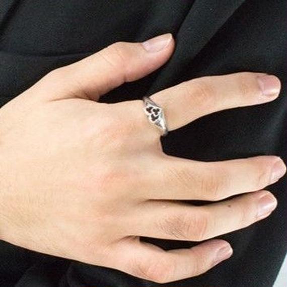 [Artemis Classic-ring]トレサリーハートリング(完売しました)