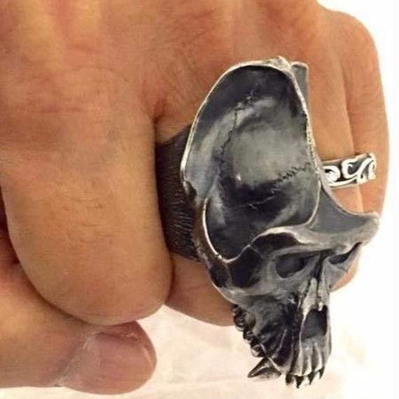 [SKURANGER-ring]ゴリラスカルリング