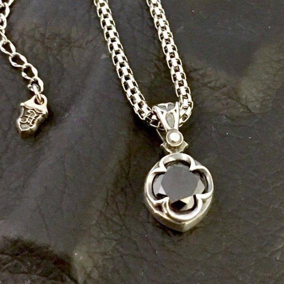 [Artemis Classic-pendant]アバカスペンダントBK
