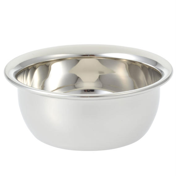 6680-12 SOAP BOWL SILVER LARGE
