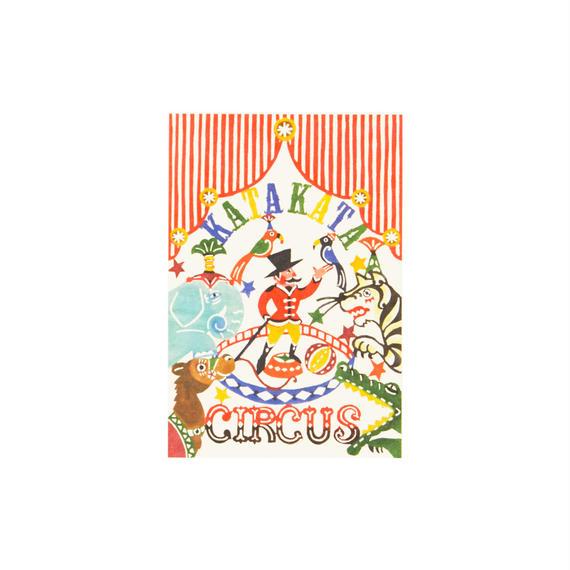 ポストカード:サーカス