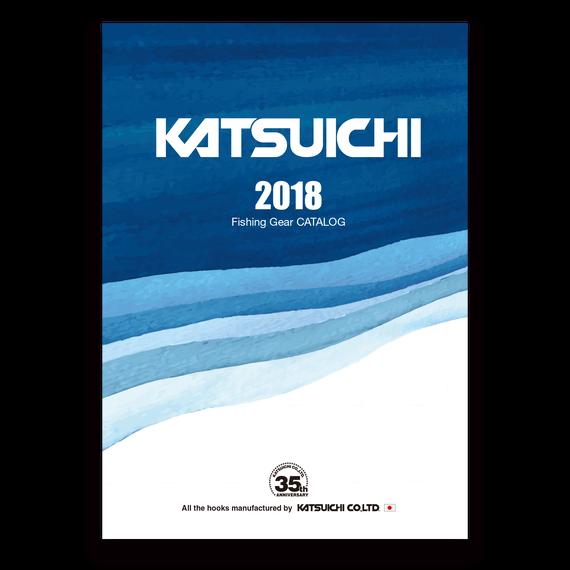 KATSUICHI 2018カタログ