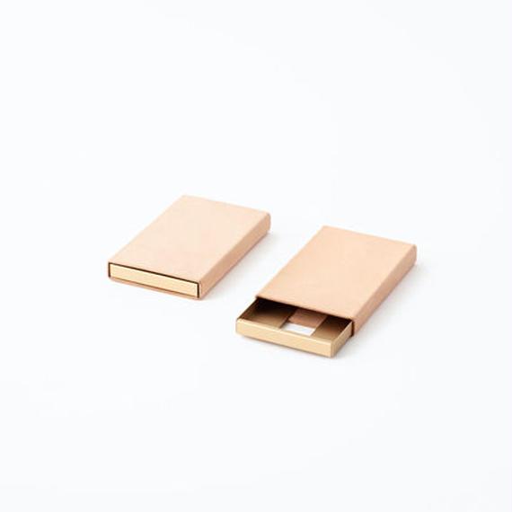 Drawer card case