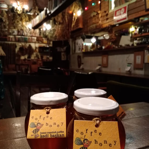 coffee honey(コーヒーの花の蜂蜜)
