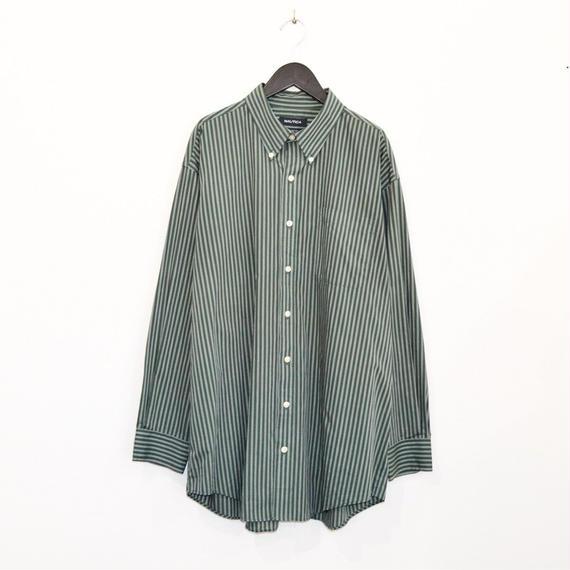 NAUTICA L/S Stripe  Shirt