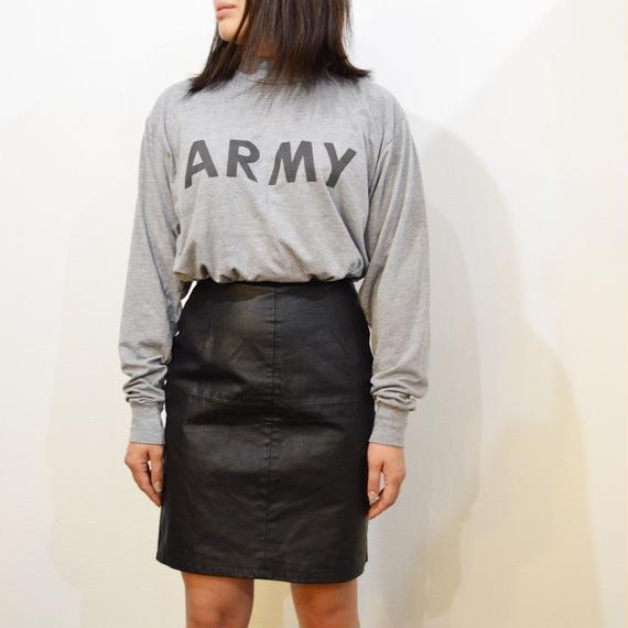 US ARMY Reflector Print  L/S  T-shirt