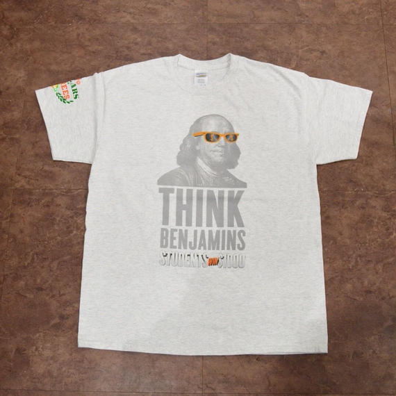 Benjamin Franklin  Print S/ST-shirt