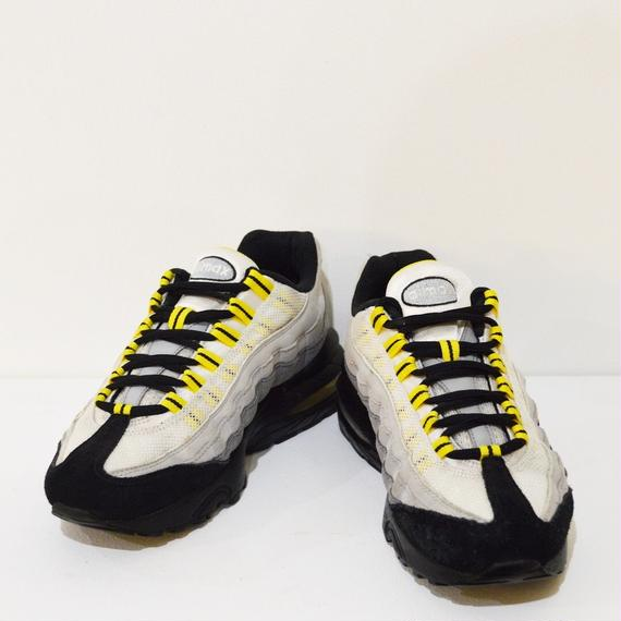 AIR MAX 95 GS  BLACK×YELLOW