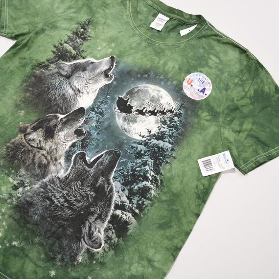 Deadstock Wolf Print S/S T-shirt