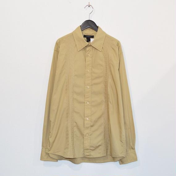 Design L/S Cotton shirt