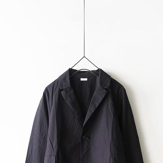 i c h i 181209 Cotton Typewriter Jacket / Black