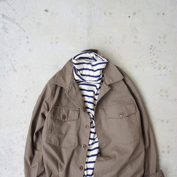 i c h i 180539 Rip Stop Jacket / Brown