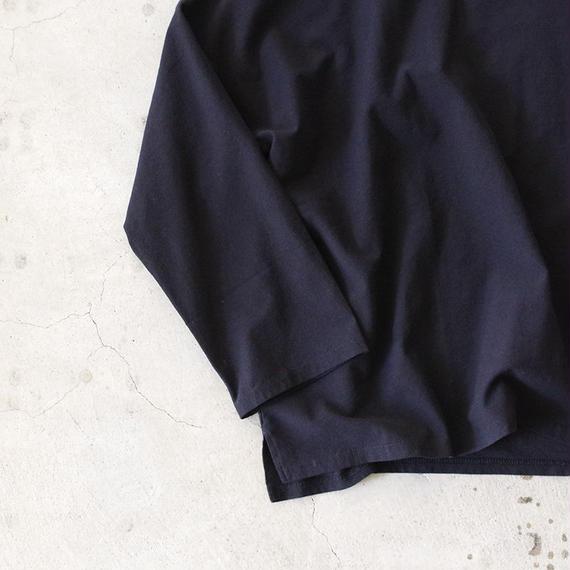 i c h i 180764 Cotton Pullover / Black
