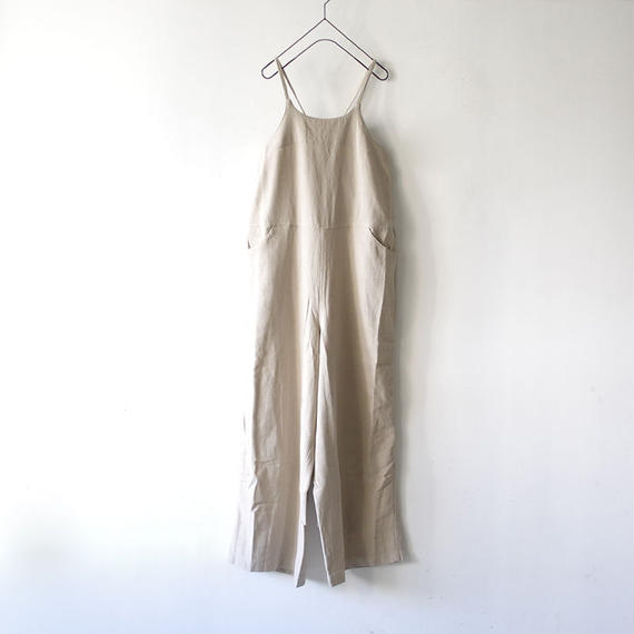 i c h i 181014 Cotton Linen All in One / Natural