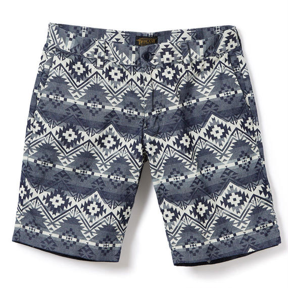 NATIVE DENIM SHORTS
