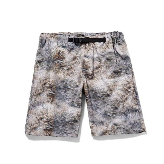 COYOTE PRINT EASY SHORTS
