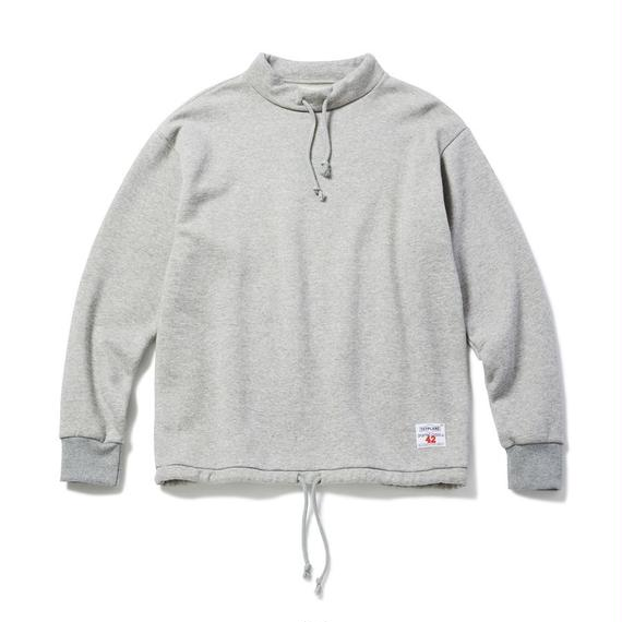 BIG MOCK NECK SWEAT