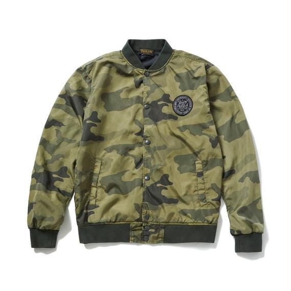 Nylon Camo Jacket