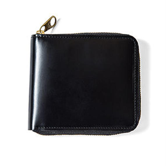 ZIPPED SHORT WALLET