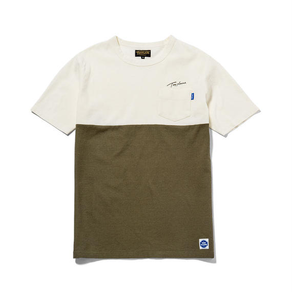 SURF KNIT POCKET TEE
