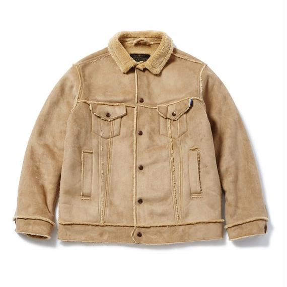 FAKE MUNTON G TYPE JACKET