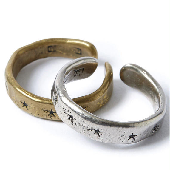STAR BRASS RING