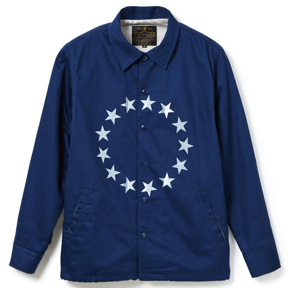 13 STARS TWILL COACH JACKET