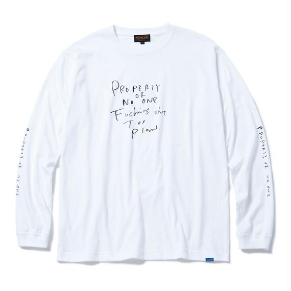 L/S PROPERTY TEE