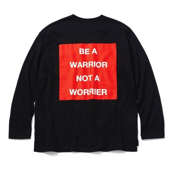 L/S LOOSE FIT WARRIOR TEE