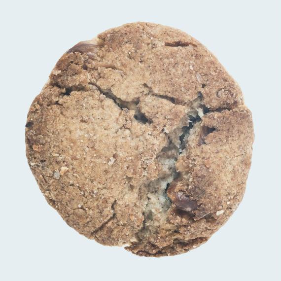 ライ麦のビーガンスコーン(メープルとクルミ)_3個セット