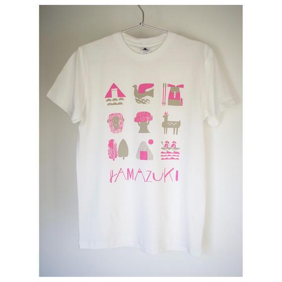 山好きTシャツ(ホワイト)