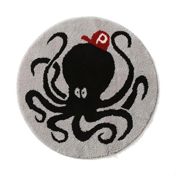 """Pacifica Octopus Rug""  (Hanai Yusuke)"