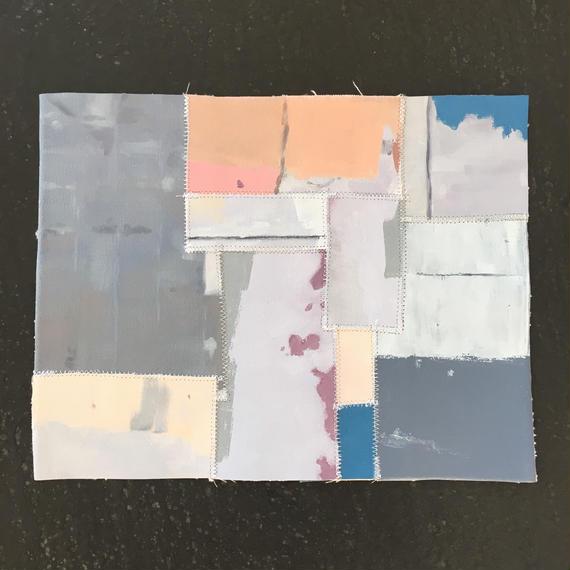 PATCHWORK ON THE STREET#4 (Koji Ymaguchi)