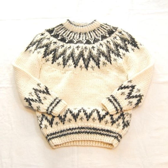 Nordic Hand Knit