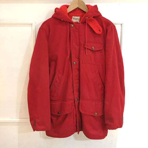 60s mongomery ward 【westernfield】hunting jacket