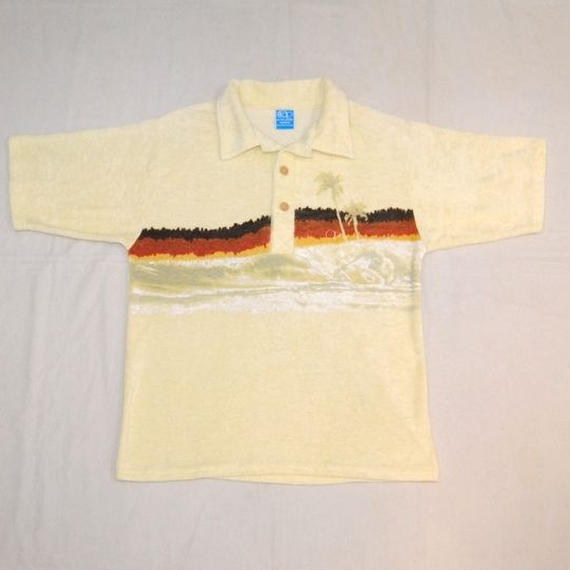 70s 【Ocean Pacific】 Pile Shirt
