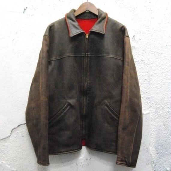 50s dear skin jacket