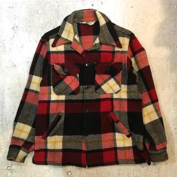 【WOOLRICH】60s-70s ウールジャケット