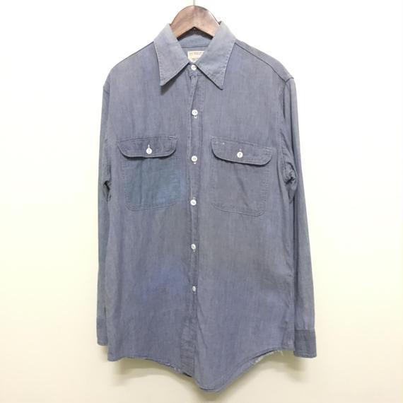 BIG MAC   シャンブレーシャツ