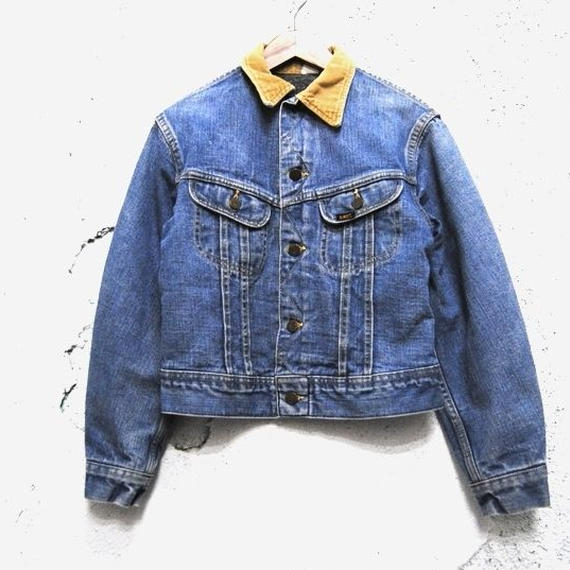 ''Lee'' Storm Rider Denim Jacket