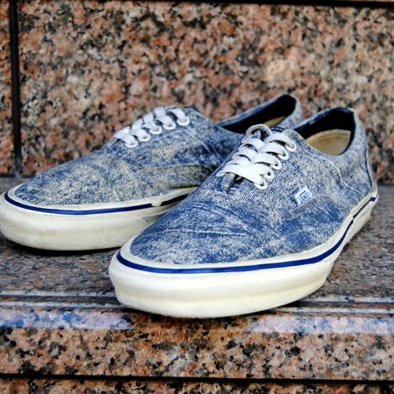 80s VANS era Chemical Wash