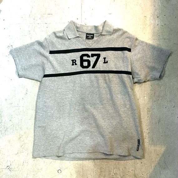 【POLO JEANS CO. ralph lauren】オープンカラーポロシャツ