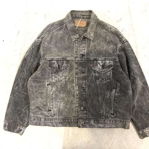 【Levi's】80sデニムジャケット