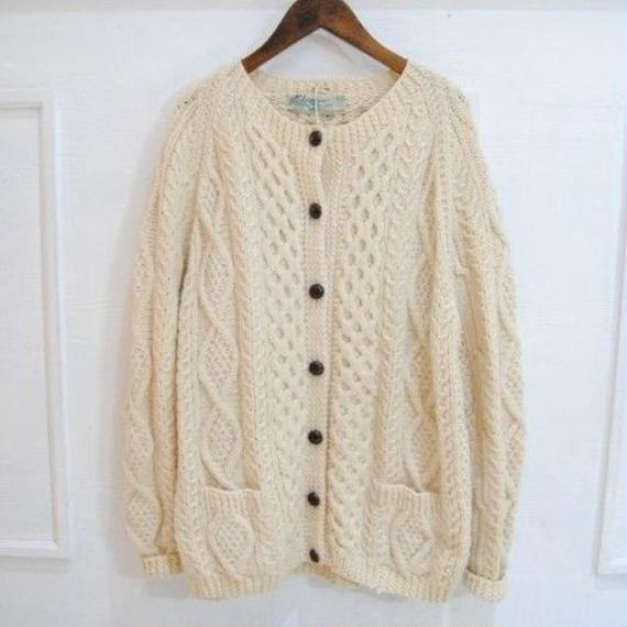 Fisherman Cardigan