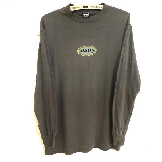 【OLD STUSSY】80s デッドストック L/S Tシャツ