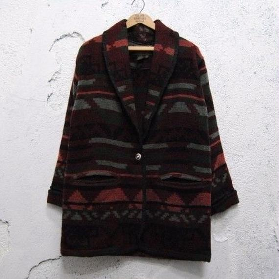 【Eddie Bauer】Native Shawl Collar Jacket
