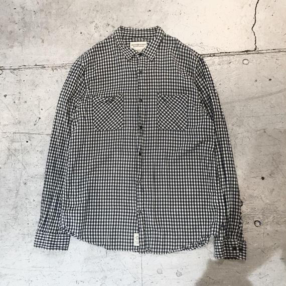 ⦅DENIM&SUPPLY RALPH LAUREN⦆ギンガムチェック L/Sシャツ
